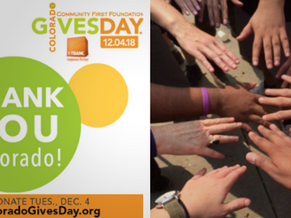 Colorado Gives Day Raises $25,532 for BCAP!