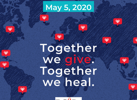 May 5th, 2020 is Giving Tuesday Now!