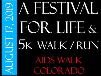 Register to Walk with Team BCAP at AIDS Walk Colorado on August 17 2019!