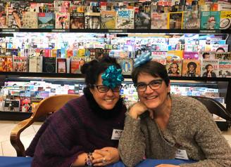 2018 Barnes and Noble Gift Wrap a Huge Success!