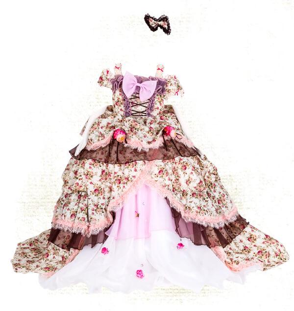 7歳用 ドレス