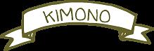 Kimono - Gallery