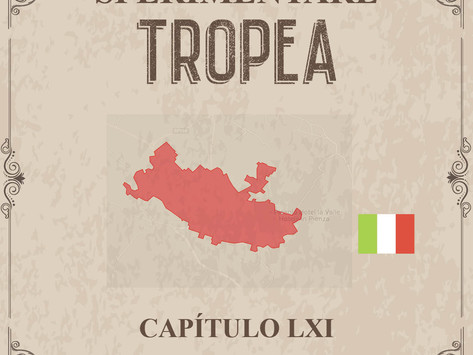 Sperimentare Tropea - Capítulo LXI – Pienza