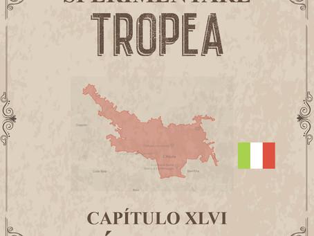 Sperimentare Tropea - Capítulo XLVI – Áquila