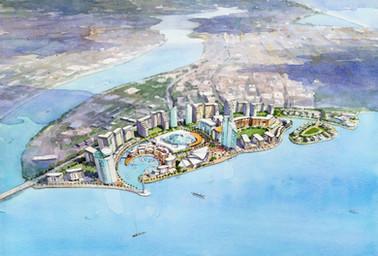 Victoria Waterfront Masterplan, Lagos