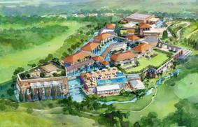 Angsana Allegria Golf Resort, Cairo