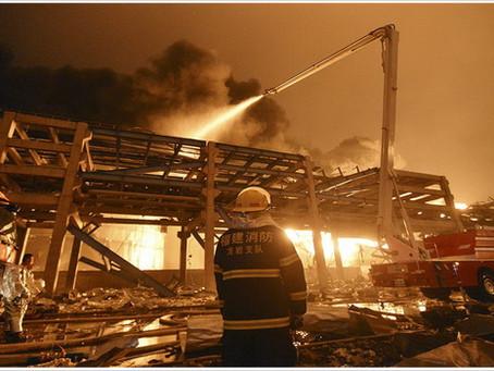 Взрыв агрохимического завода в Цзянсу повлияет на весь рынок китайских пестицидов