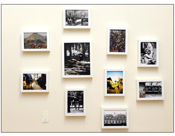 Wall Collage up at Soha