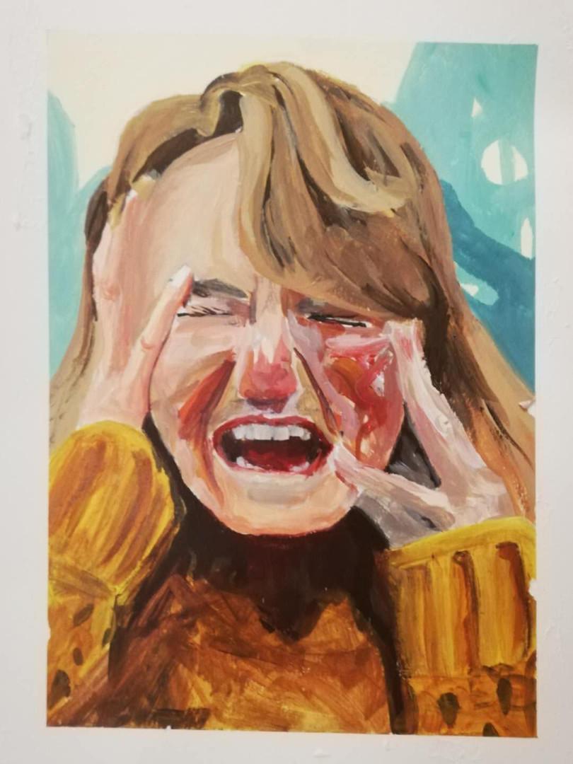 'Scream' by Zhentao