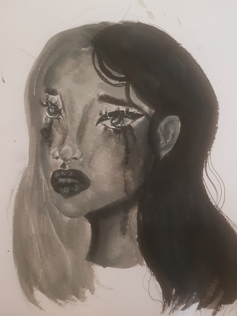 'B&W Emotions' by Freya