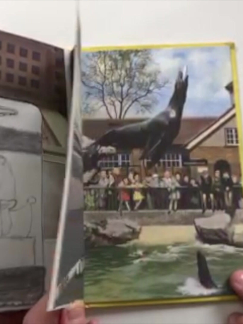 Video of 'The Ladybird Book' by Jude