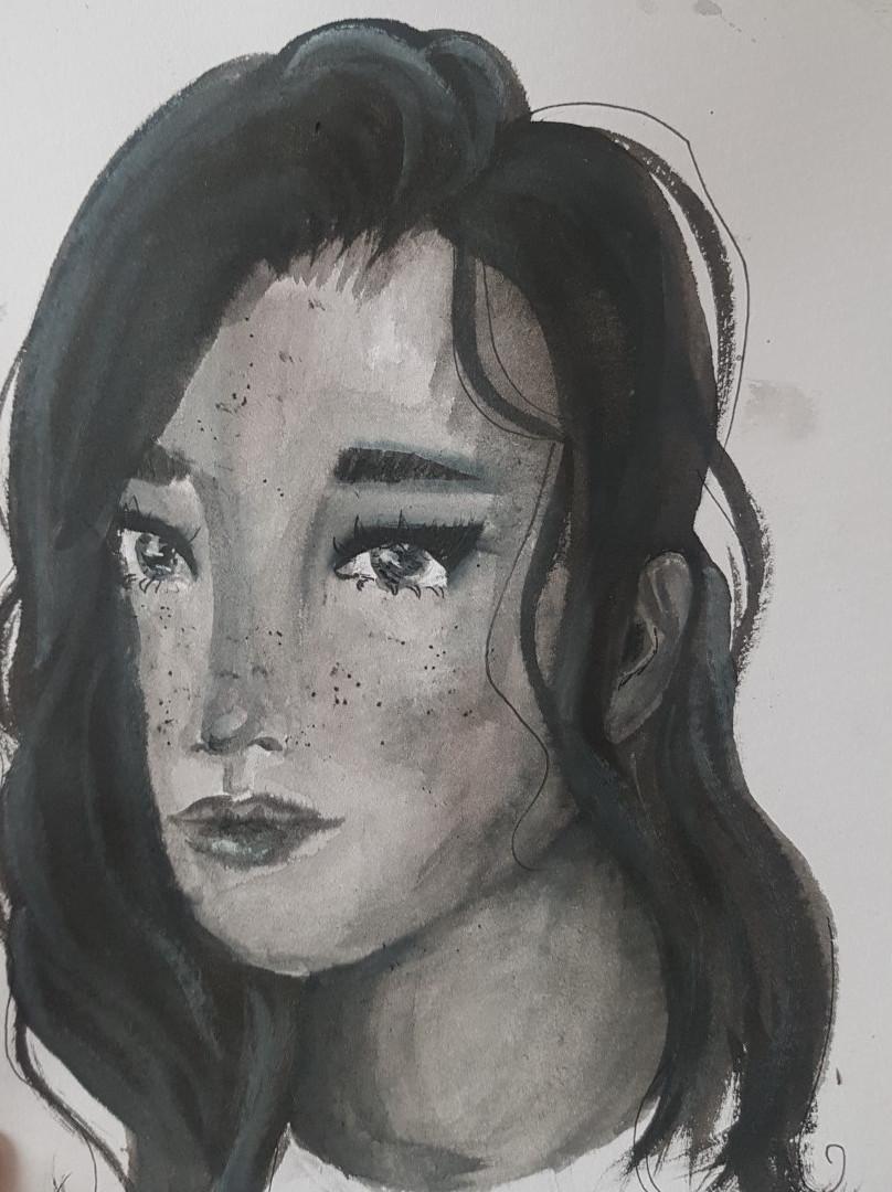 'B&W Emotions 2' by Freya
