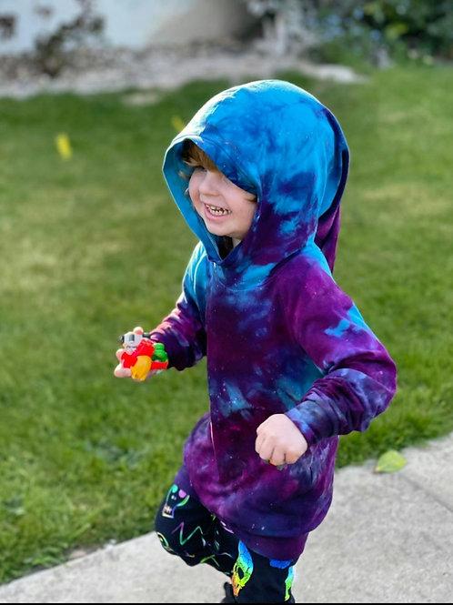 EXCLUSIVE CHILD'S PIXIE HOOD JUMPER