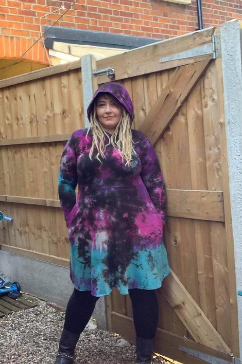 PIXIE HOOD SKATER DRESSES - ADULT