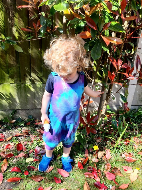 CHILD EXCLUSIVE SHORTIE SLOUCH ROMPER