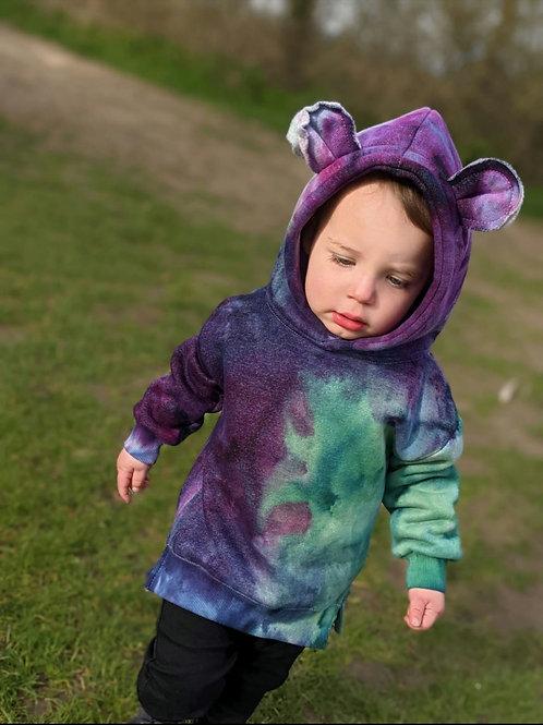 BEAR EARS THICK HOODY