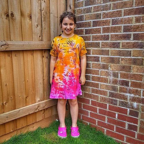 KIDS T-SHIRT DRESS