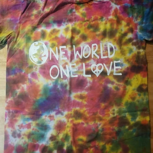 ONE WORLD, ONE LOVE VINYL ADD ON