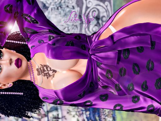 LibraStyle 612: Purple Lover