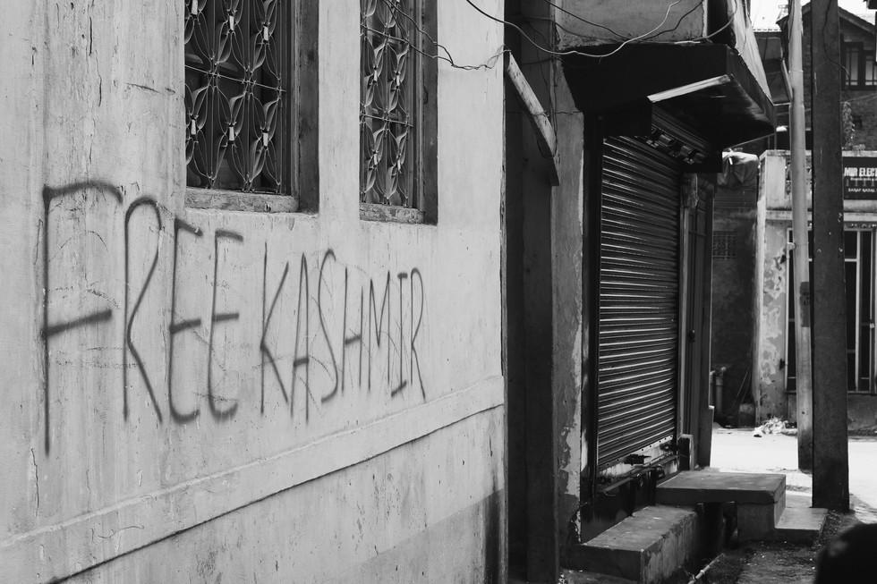 Free Kashmir