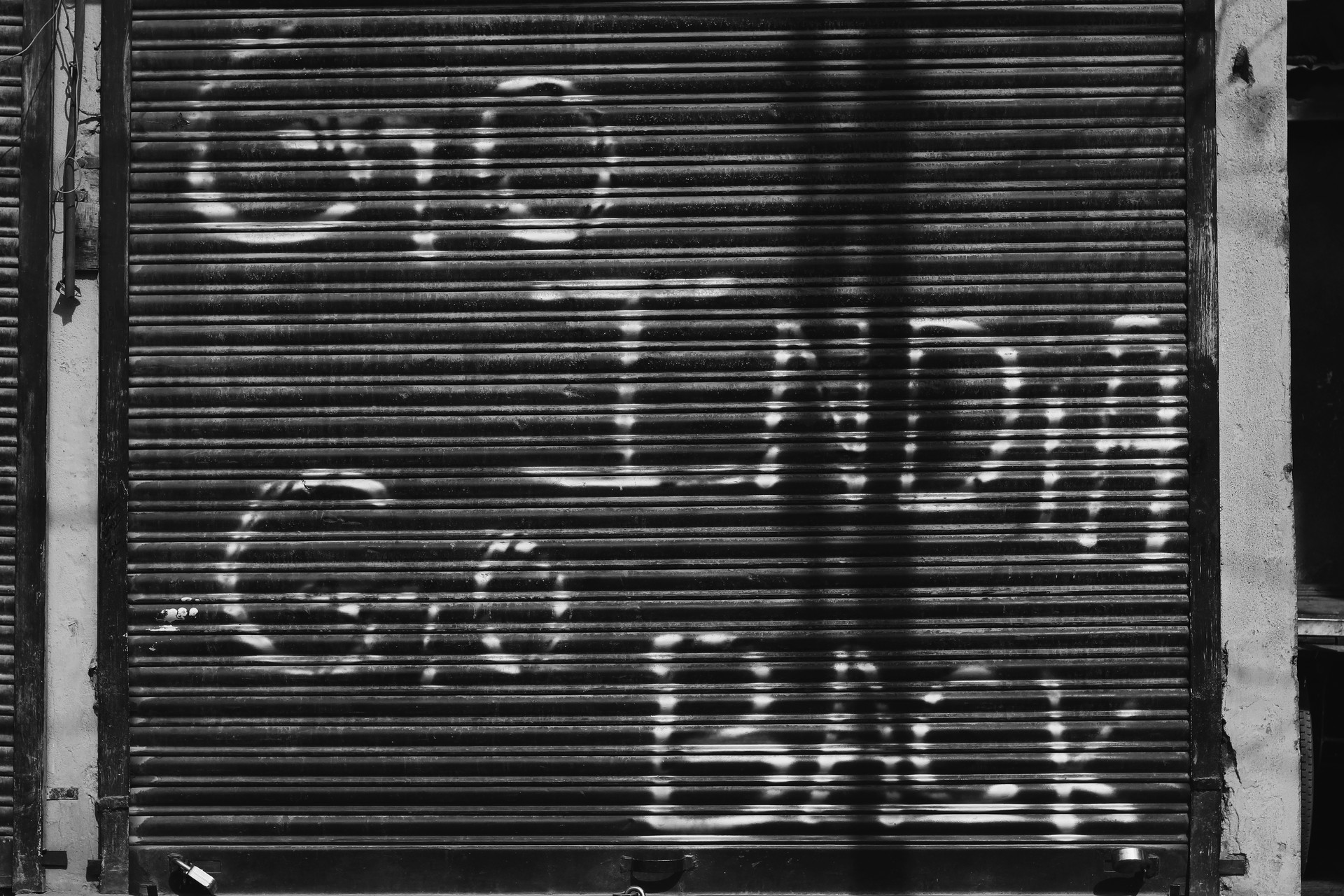 Anti-Indian Occupation Graffiti .2