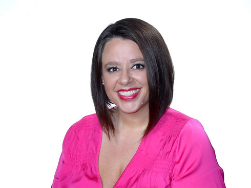Headshot of Stephanie Miller-Rocka, Esthetician and Laser Professional in Pink shirt