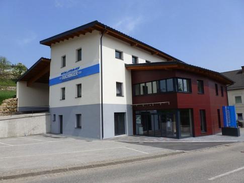Schauraum Installateurhof Buchinger
