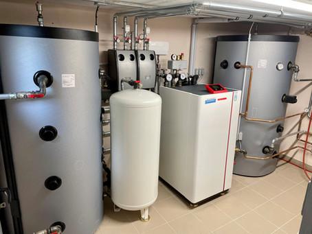 Wärmepumpe im Altbau - Lösungen für Ihre Sanierung
