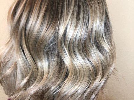 To go Blonde or not to go Blonde?
