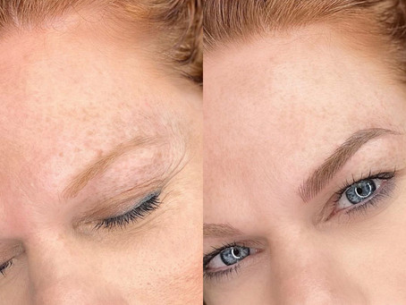 Microblading is so HOT this year.......But is it worth it?