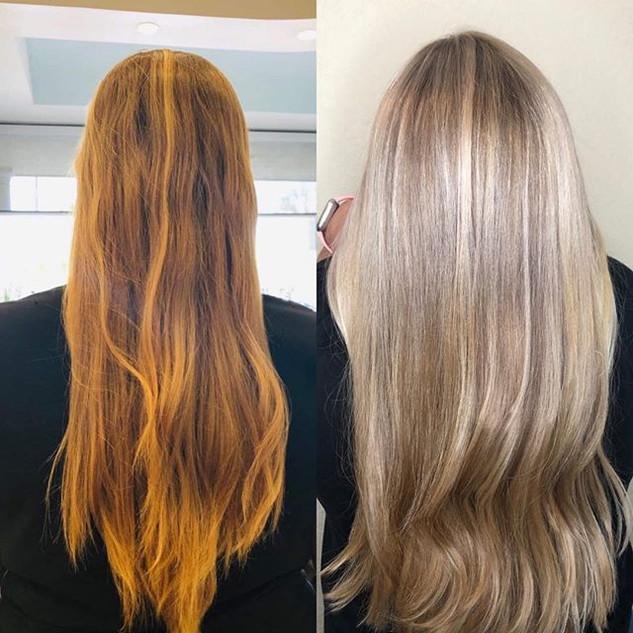 💛Here at Ashley's Hair Salon we love tr