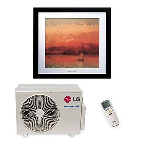 LG ductless a/c