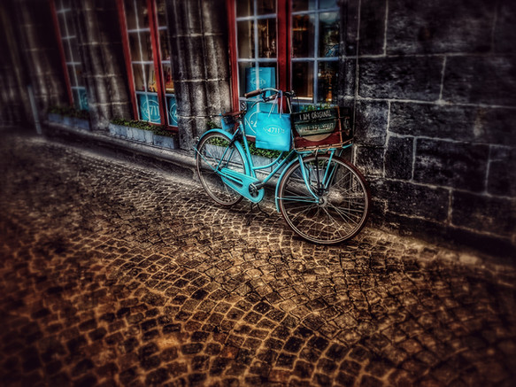 Belfry of Bruges, Belgium - 2019