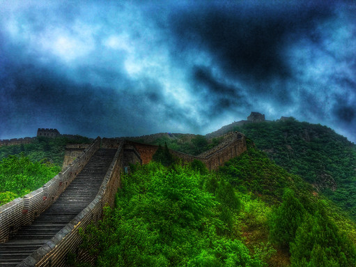 Great Wall of China - 2015