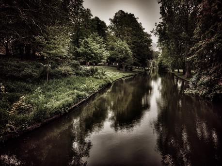 Koning Albert I Park, Bruges, Belgium - 2019