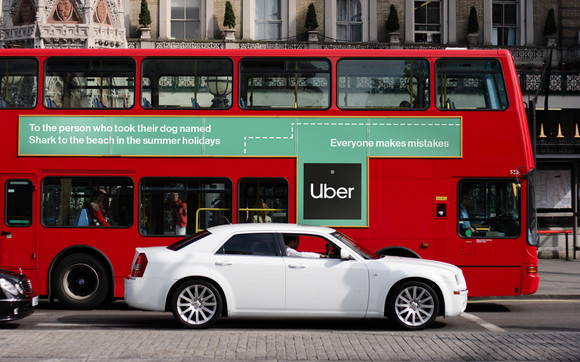 Uber Campaign