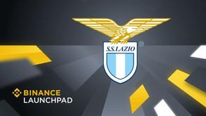 Lazio Fan Token - стартует новый токенсейл на бирже Binance в формате подписки