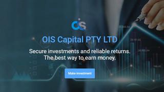 OIS Capital - скам, отработал всего 17 дней после рестарта
