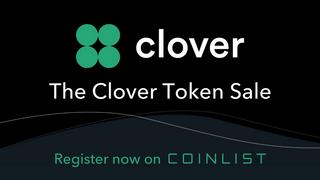 С 20 по 21 апреля на платформе Coinlist пройдет в порядке очереди токенсейл блокчейна Clover