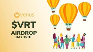 Airdrop от блокчейна Venus за удержание монет XVS