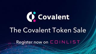 С 29 по 30 апреля на платформе Coinlist пройдет в порядке очереди токен сейл блокчейна Covalent