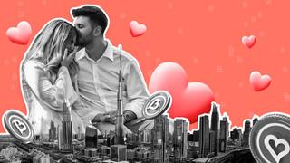 Криптовалютная биржа Binaryx разыграет поездку в Дубай и другие призы в конкурсе валентинок