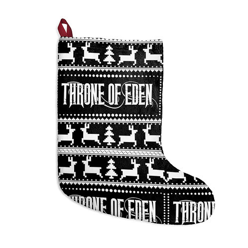 Throne Of Eden Christmas Stocking