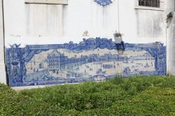 Miradouro tiles