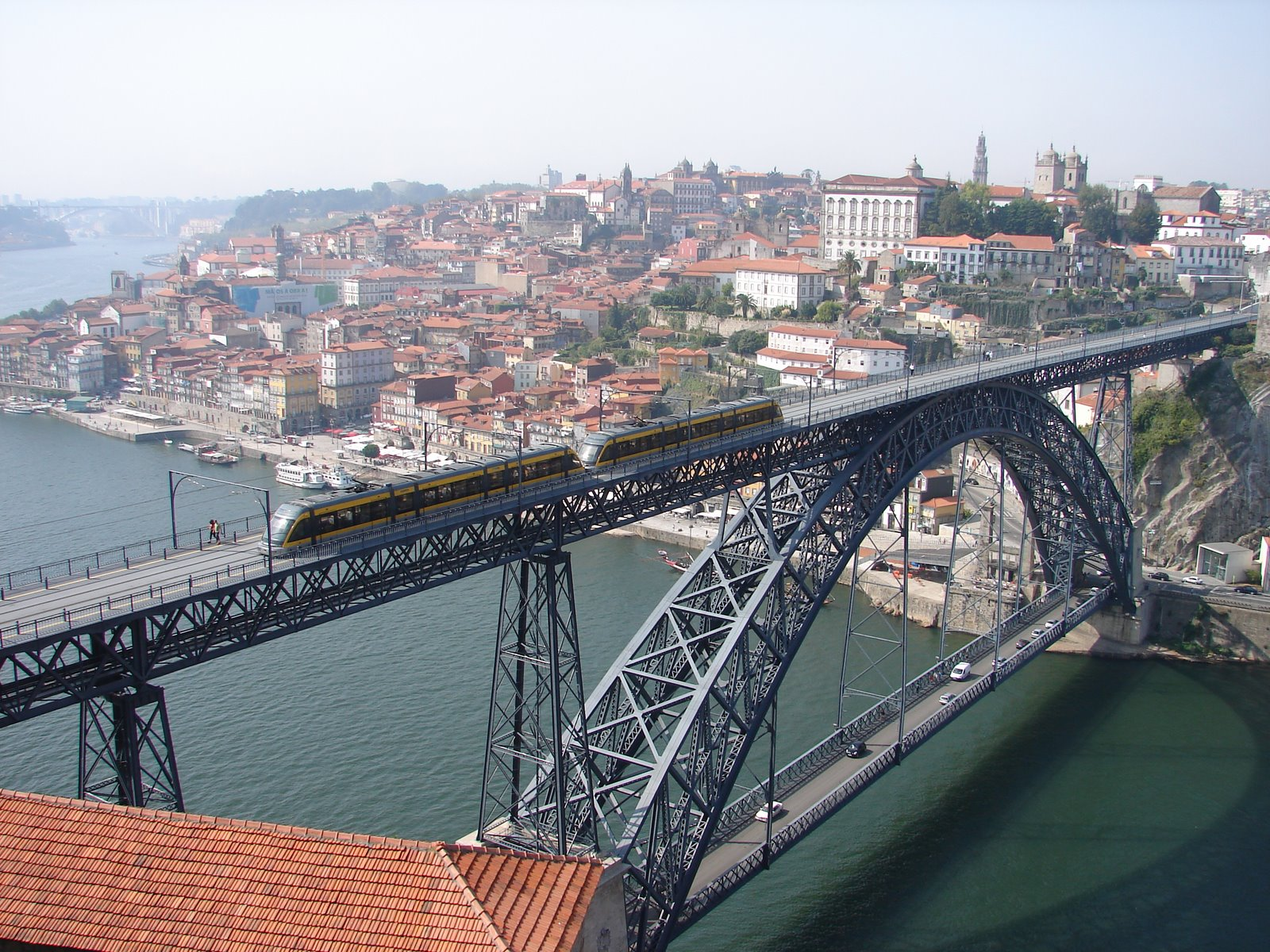 bridge over douro