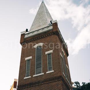 First United Methodist Steeple
