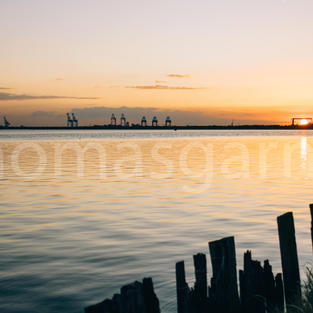 Mobile Bay Sunset #1