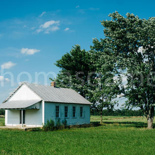 Amish Schoolhouse Color