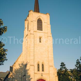 St. Johns Episcopal Church Tall View
