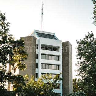 Decatur City Hall Tall